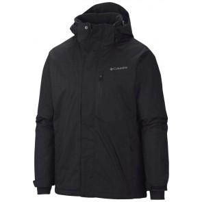 Columbia Men's Alpine Action Jacket Black-20