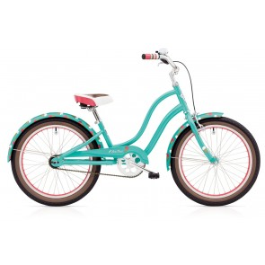 Electra Sweet Ride 1 20IN Girls 20 Teal-20