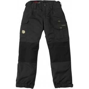FjallRaven Kids Vidda Padded Trousers Dark Grey-20