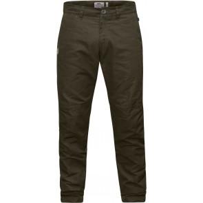 FjallRaven Sormland Tapered Winter Trousers Dark Olive-20