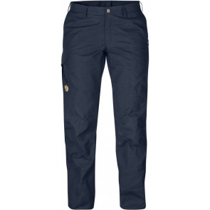 FjallRaven Karla Pro Trousers Curved Dark Navy-20