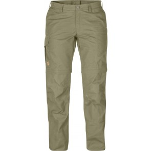 FjallRaven Karla Zip-Off Trousers Light Khaki-20