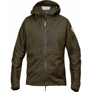 FjallRaven Keb Eco-Shell Jacket Khaki-20