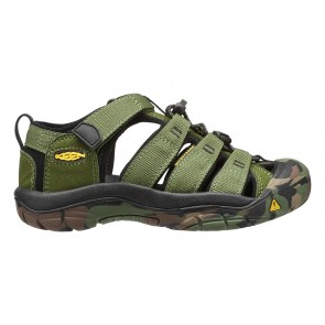 Keen Newport H2 Crushed Bronze Green-20