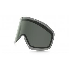 Oakley Repl. Lens O2 Xm DARK GREY-20