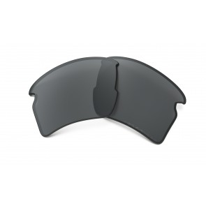 Oakley Repl. Lens Flak 2.0 Xl BLACK IRIDIUM POLARIZED-20