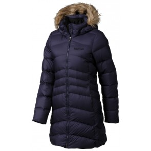 Marmot Wm's Montreal Coat Midnight Navy-20