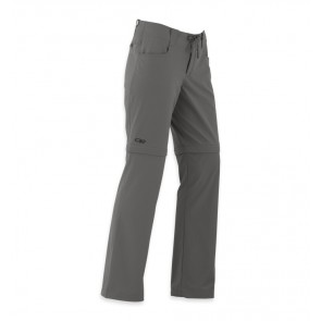 Outdoor Research Women's Ferrosi Convertible Pants pewter-20