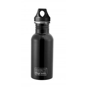 Sea To Summit 360° Degrees Stainless Drink Bottle 550 ML Black-20