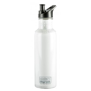 Sea To Summit 360° Degrees Stainless Drink Bottle 750 ML White-20