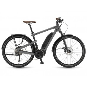"Winora Yakun urban men 500Wh 27,5"" 20-Sp XT 17/18 Winora YXC gun metal/black-20"