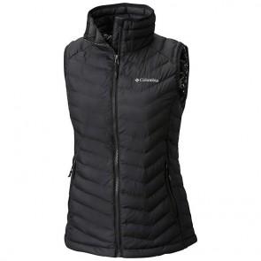 Columbia Powder Lite Vest Black-20