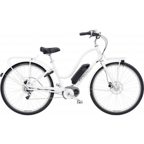 Electra Townie Commute Go! Ladies White-20