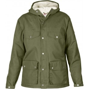 FjallRaven Greenland Winter Jacket W. Green-20