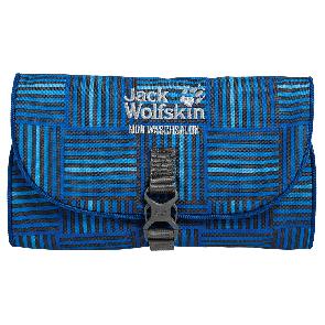 Jack Wolfskin Mini Waschsalon blue woven checks-20