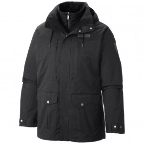 Columbia Men's Horizons Pine Interchange Jacket Black-20