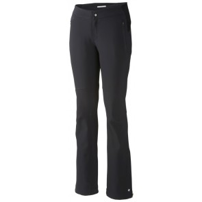 Columbia Women's Back Beauty Heat Straight Leg Pant Black-20