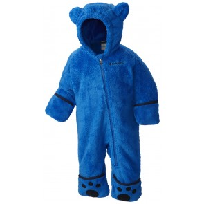 Columbia Boys' Foxy Baby II Fleece Suit Super Blue, Collegiate Navy-20