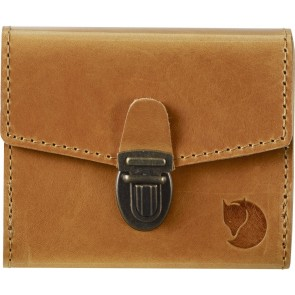 FjallRaven Equipment Bag Leather Cognac-20