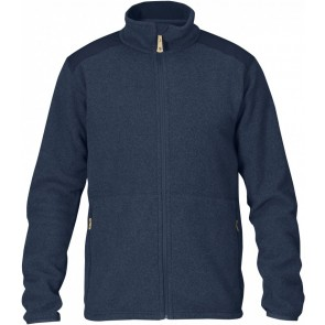FjallRaven Sten Fleece Dark Navy-20
