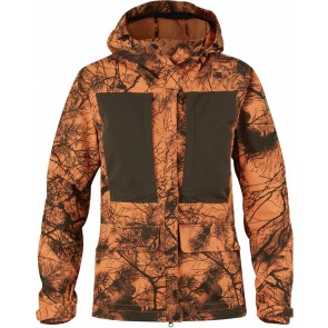 FjallRaven Lappland Hybrid Jacket Camo W Orange Camo-20