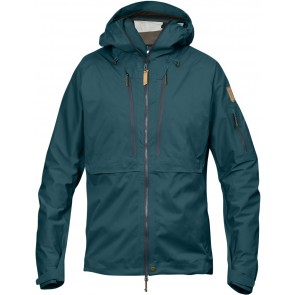 FjallRaven Keb Eco-Shell Jacket Glacier Green-20
