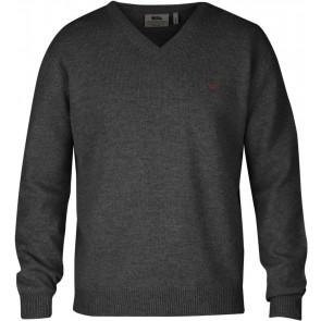 FjallRaven Shepparton Sweater Dark Grey-20