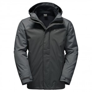Jack Wolfskin Echo Lake Men dark iron-20