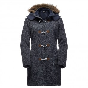Jack Wolfskin Milton Coat Women night blue-20