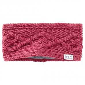 Jack Wolfskin Plait Headband Women rosebud-20