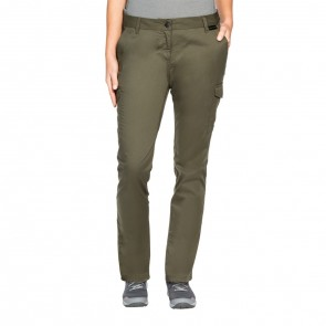 Jack Wolfskin Liberty Cargo Pants burnt olive-20
