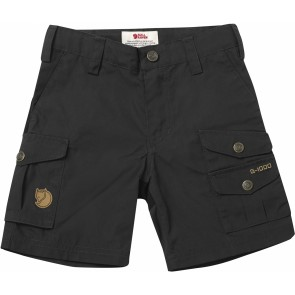 FjallRaven Kids Vidda Shorts Dark Grey-20