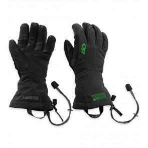 Outdoor Research Men's Luminary Sensor Gloves L Black/Flash-20