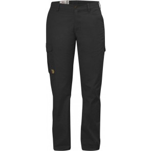 FjallRaven Övik Trousers Curved W Dark Grey-20