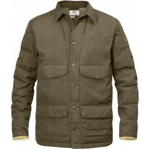 FjallRaven Sormland Down Shirt Jacket Taupe-20