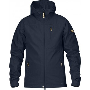 FjallRaven Sten Jacket Dark Navy-20