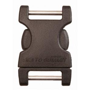 Sea To Summit Field Repair Buckle 20mm Side Release 2 Pin Black-20