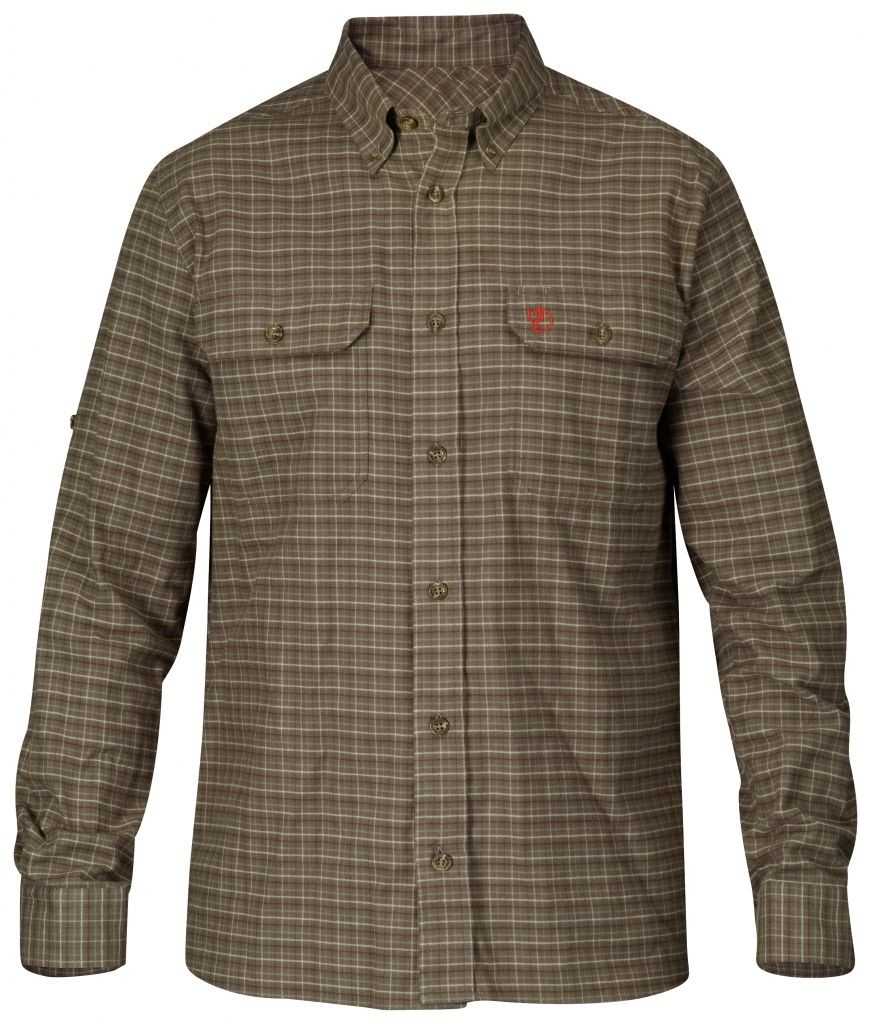 FjallRaven Forest Flannel Shirt