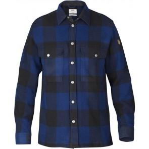 FjallRaven Canada Shirt Uncle Blue-20