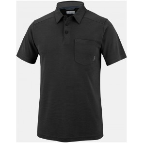 Columbia Sun Ridge II Novelty Polo Black-20
