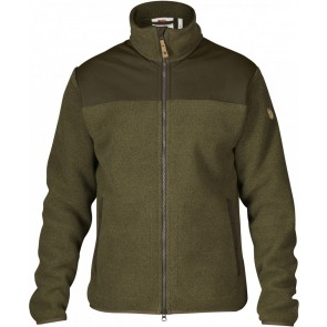FjallRaven Forest Fleece Jacket Tarmac-20