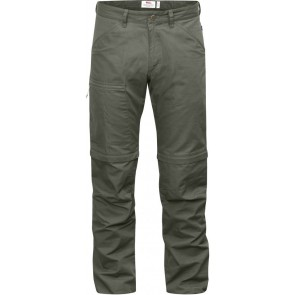 FjallRaven High Coast Trousers Zip-Off Mountain Grey-20
