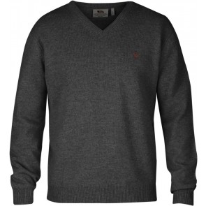 FjallRaven Shepparton Sweater Dark Grey-20