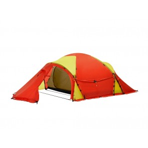 Helsport Svalbard 6 camp Red/Yellow-20
