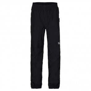Jack Wolfskin Rain Pants Kids black-20
