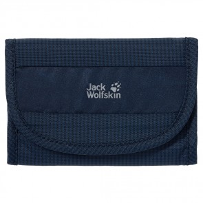 Jack Wolfskin Cashbag Wallet Rfid night blue-20