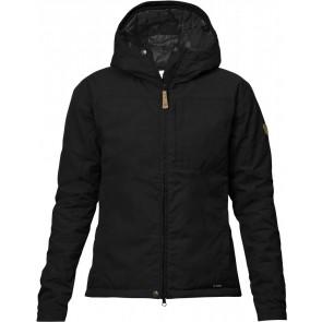 FjallRaven Kiruna Loft Jacket W Black-20