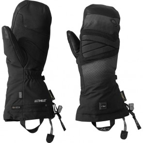 Outdoor Research Lucent Heated Mitts 001-BLACK-20
