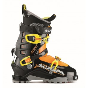Scarpa Vector Black/Orange-20