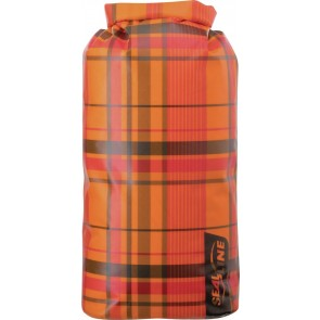 Sealline Discovery Dry Bag 5L Orange Plaid-20